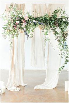 New ideas wedding ceremony ideas indoor receptions Wedding Ceremony Ideas, Wedding Arch Rustic, Wedding Altars, Ceremony Decorations, Wedding Centerpieces, Vintage Wedding Arches, Floral Wedding, Wedding Flowers, Trendy Wedding