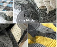Ζεστές πλεχτές κουβέρτες!