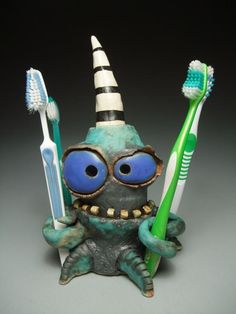 Ceramic Monsters - Monster8all