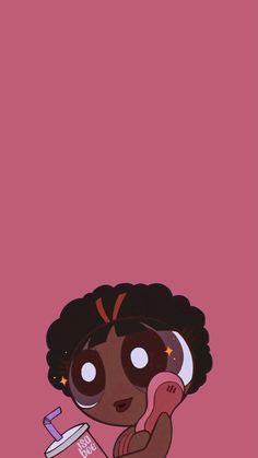 Whats Wallpaper, Pink Wallpaper Anime, Powerpuff Girls Wallpaper, Iphone Wallpaper Video, Cartoon Wallpaper Iphone, Iphone Wallpaper Tumblr Aesthetic, Black Aesthetic Wallpaper, Cute Cartoon Wallpapers, Girl Wallpaper