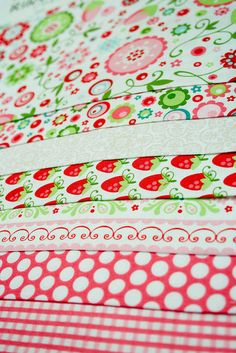 Riley blake 2 of these plus 2 other pins are adding up to my girls quilts...