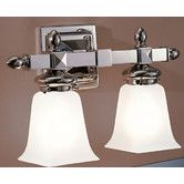 Found it at Wayfair - Cumberland 2 Light Vanity Light