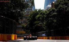 Los Red Bull dominan la primera sesión libre