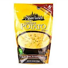 Ingredients: Maltodextrin, Dehydrated Potatoes, Modified Corn Starch, Wheat Flour, Partially Hydrogenated Soybean Oil, Corn Starch, Dried Whey, Cheddar Cheese (pasteurized milk, cheese cultures, salt,
