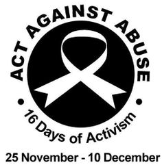 It is a worldwide campaign to oppose violence against women and children. It aims to raise awareness of the negative impact that abuse has on women and children and to rid society of abuse permanently. #women #children