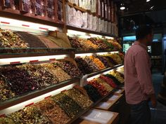 Spices in the Grand Bazar