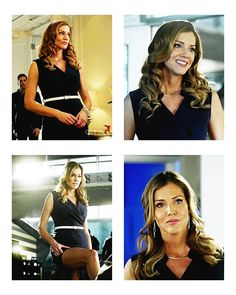 Tricia Helfer I Lucifer Business Style, Business Fashion, Tricia Helfer, Female Celebrities, Work Fashion, Boss Lady, Badass, Tv Series, Tv Shows