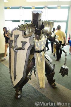 Diablo III - Crusader | Anime Expo 2015