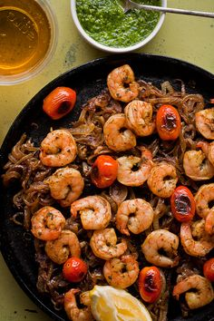 Shrimp Sizzler With Tandoori Masala @FoodBlogs