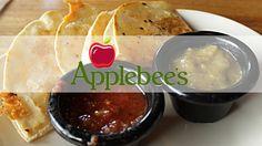 Amazing Tasty Thursday: Applebees -Chicken Quesadillas