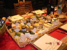 soirée fromages