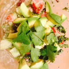 Day 2 - Creamy Kale Salad