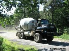 Concrete Mixers, Mack Trucks, Vehicles, Plants, Car, Plant, Planets, Vehicle, Tools