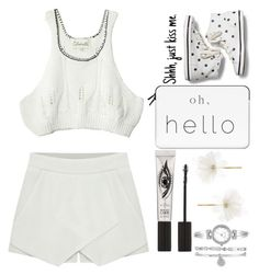 """""""See you again"""" by grozdana-v ❤ liked on Polyvore featuring Cleobella, Casetify, Accessorize, Eyeko, Anne Klein, Eloqueen and Keds"""
