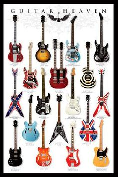 Guitar Heaven | Music | Hardboards | Wall Decor | Plaquemount | Blockmount | Art | Pictures Frames and More | Winnipeg | MB | Canada