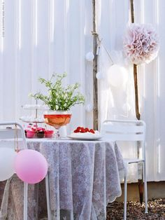 Party inspiration from IKEA