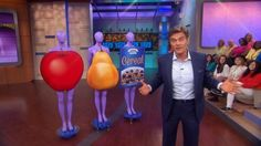 Dr Oz Lose Weight for your shape