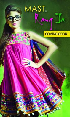 Rang Ja Winter Collection 2012 | Latest Fashion Trends