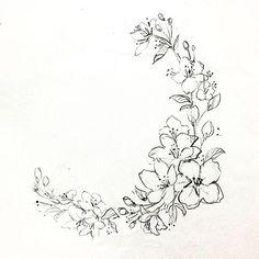 【hzk01】さんのInstagramをピンしています。 《#painting #drowing #イラスト #絵 #桜 #cherryblossoms》
