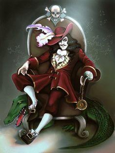 Captain Hook--haloween costume