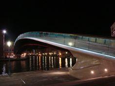Pasarela de Luz (2008) Santiago Calatrava