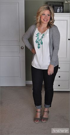 The Small Things Blog: 30x30 outfits **use this for daily inspiration
