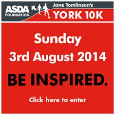 Asda Foundation York 10K