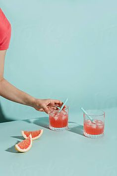 Grapefruit juice by Tatjana Zlatkovic for Stocksy United - O_design photography - Cocktail Photography, Food Photography, Photography Portfolio, Cocktails, Drinks, Healthy Crockpot Recipes, Juice Recipes, Grapefruit Juice, Bubble Tea