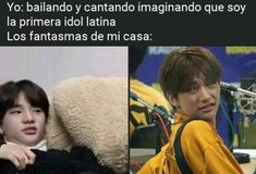 Funny Kpop Memes, Kid Memes, Memes Chinos, Drama Memes, Bts Photo, Bts Pictures, Funny Moments, Army, Mood