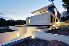 SCT Estudio de Arquitectura designed the House in Costa d'en Blanes in Mallorca, Spain.