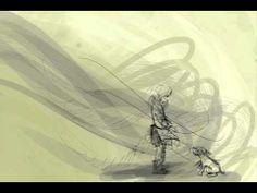 ¡¡¡ENCANTADORA <3 !!! Animación MAGO DE OZ, realizada por la alumna de 3º de Bellas Artes, Paloma Díaz Sanchez. Trabajo para clase.  Música: Somewhere Over The Rainbow