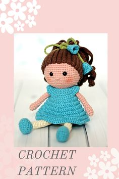 Create your own cute doll.
