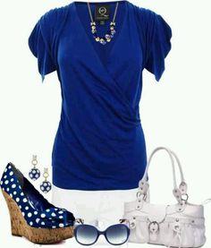 Cute KY blue