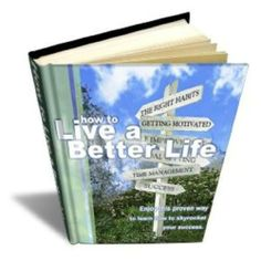 How to Live a Better Life by Changing Your Habits by Alan Searing. $3.66. 58 pages. Author: Alan Searing. A book covering a number of topics including The Right Habits, Getting Motivated, Goal Setting, Positive Attitude, Public Speaking, Inspiration & Success #publicspeakingtopics