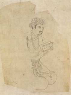 Emperor Akbar | Museum of Fine Arts, Boston Pichwai Paintings, Mughal Paintings, Indian Paintings, Indian Traditional Paintings, Persian Pattern, Miniature Paintings, Mughal Empire, Museum Of Fine Arts, Portrait Art