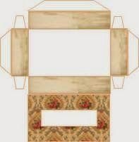 Printjes om dozen voor je winkeltje of poppenhuis te maken     Wil je weten hoe je de doosjes op schaal kunt maken klik dan hier  om he...