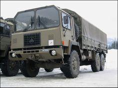 SAURER 6DM - Swiss Army