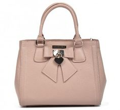 Ledertasche in Blassrosa Marken Outlet, Bags, Fashion, Beauty Products, Leather Satchel, Handbags, Moda, Totes, Fasion