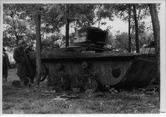Examinated T-38 by Italians - 1942.