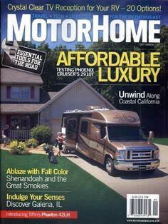 MotorHome (1-year auto-renewal) Magazine Subscription Affinity Media Group, http://www.amazon.com/dp/B002PXVZP4/ref=cm_sw_r_pi_dp_xlPuqb0XVC7HR
