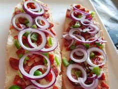 Magyaros Óriás recept lépés 1 foto Hot Dogs, Cooking, Ethnic Recipes, Food, Kitchen, Essen, Meals, Yemek, Brewing
