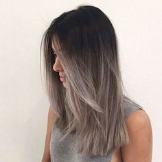 Such a pretty ombre, love it.