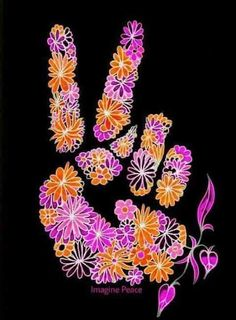 Flip me the peace sign! Hippie Style, Hippie Love, Hippie Chick, Hippie Art, Hippie Gypsy, Gypsy Soul, Hippie Peace, Happy Hippie, Peace Love Happiness