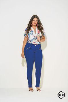Plus Size Fashion, Capri Pants, Elegant, Girls, Summer, Style, Stuff Stuff, Feminine Fashion, Women