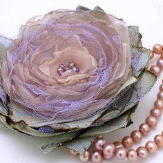 beautiful singed flower