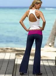 <3 Yoga pants
