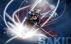 Selected, 15th overall by the Quebec Nordiques in 1987, which became the Colorado Avalanche in 1995, Sakic had stardom written all over him. Description from ghoshbustersports.wordpress.com. I searched for this on bing.com/images