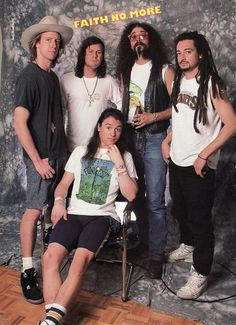 Picture of Faith No More