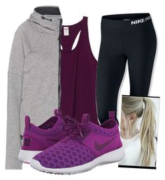 """""""Untitled #148"""" by ellieinawellie ❤ liked on Polyvore featuring NIKE"""