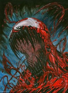 Carnage - The best Spiderman villain the movies will never use.